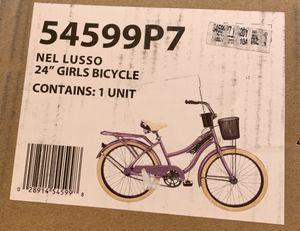 "Huffy 24"" Girls Purple Cruiser Bike for Sale in Las Vegas, NV"