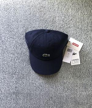 Supreme Lacoste Hat for Sale in Baldwin Hills, CA