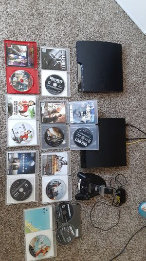 PS3 and games for Sale in Cypress, CA