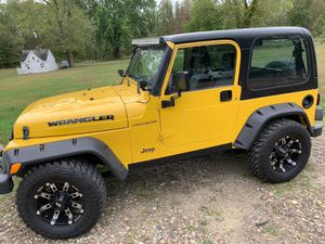 Jeep wrangler tj mo 2000 for Sale in Wall Township, NJ
