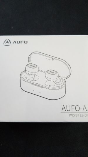 Aufo wireless earbuds, brand new for Sale in North Wales, PA