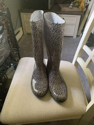 Ugg rain boots for Sale in Agawam, MA