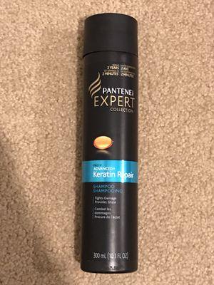 Pantene Pro-V Expert Collection Pro-V Advanced + Keratin Repair Shampoo 10.1 fl oz for Sale in Arlington, VA