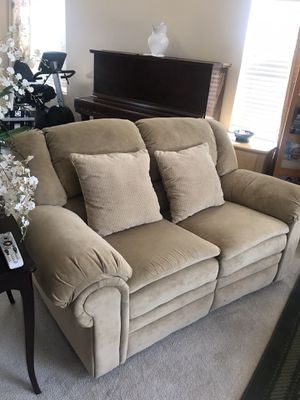 2 couches with reclining seats for Sale in Santee, CA