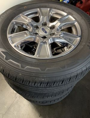 F150 Rims and tires for Sale in Alafaya, FL