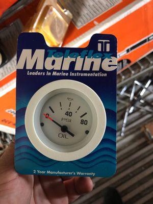 Marine oil pressure gauge for Sale in West Palm Beach, FL