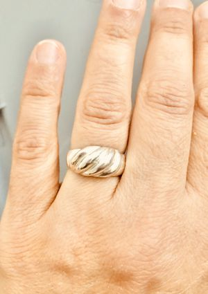 925 Sterling silver ring size 8.5 for Sale in Bloomfield Hills, MI