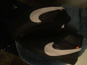 Nike OFF WHITE Grim Reeper blazer for Sale in Columbus, OH