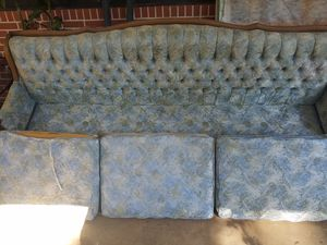 Antique sofa and chair for Sale in Soperton, GA
