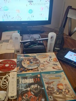 Nintendo Wii U ... Full System With Games !!!! for Sale in Indianapolis,  IN