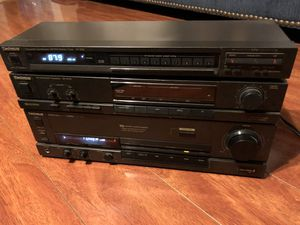 Vintage Technics Stereo Receiver Amplifier for Sale in North Tustin, CA