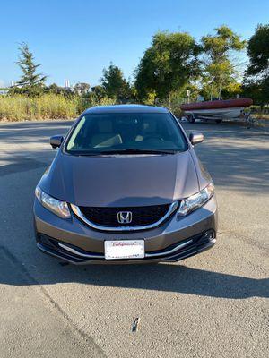 2015 Honda Civic EX for Sale in Richmond, CA