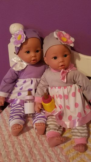 Emma and Olivia dolls twin sisters for Sale in Aurora, CO
