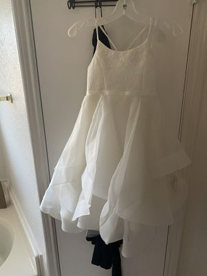 David's bridal flower girl dress for Sale in North Richland Hills, TX
