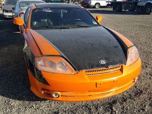 2003 Hyundai Tiburon @ U-Pull Auto Parts 048033 for Sale in Las Vegas, NV