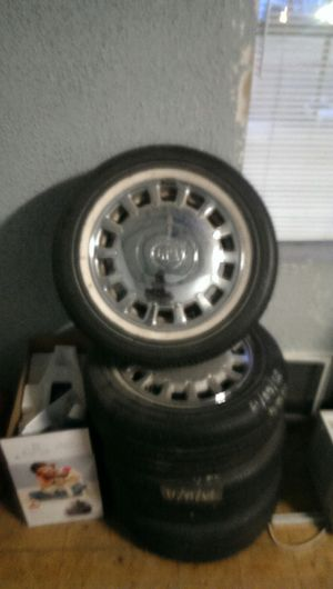 Factory Cadillac Deville Rims and Tires for Sale in Columbus, OH