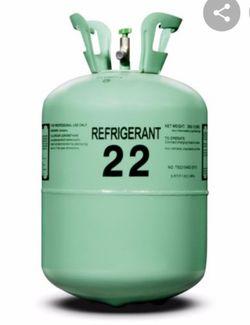 R22 freon 30 lb tank for Sale in Las Vegas,  NV