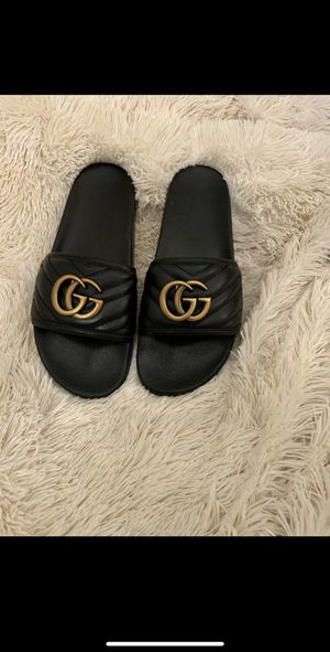 Gucci Sandals size 10 women / 8.5 men for Sale in Columbia, MD