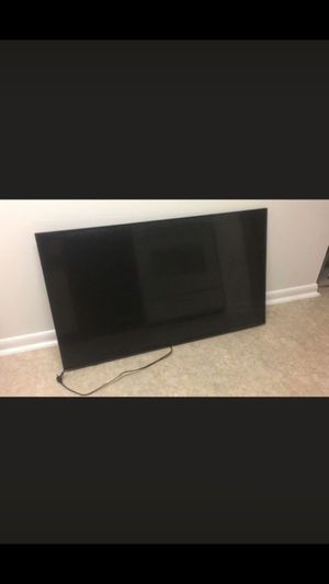 """Tv insignia, 50"""" inchs. With control and holder wall for Sale in Oakton, VA"""