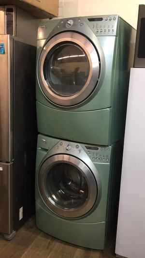 Whirlpool Washer & Dryer Set for Sale in Los Angeles, CA
