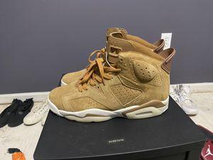 Sneakers jordan retro -wheat (SIZE 10) for Sale in Sicklerville, NJ
