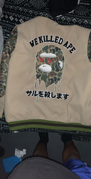 Bape Jacket for Sale in Columbus, OH