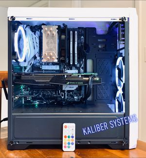 Custom Gaming Computer with Intel i7 7700, 1070 GTX, 256GB SSD/1TB HDD for Sale in Sunrise, FL