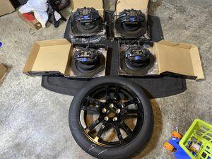 Nissan Infiniti 370z g37 q50 q60 full akebono big brake kit for Sale in Auburn, WA