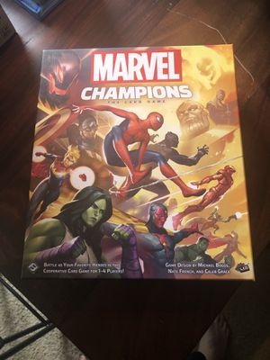 Marvel Champions Board Game for Sale in Austin, TX