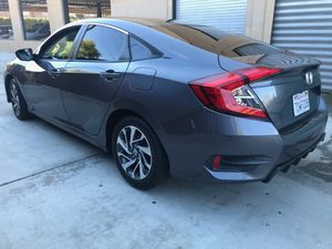 2016 Honda Civic clean title with smog check Carfax Available for Sale in El Cajon, CA