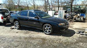 2002 impala Parts only for Sale in Atlanta, GA