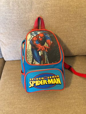 Spider-Man backpack and sleeping bag combo - New! for Sale in Azusa, CA