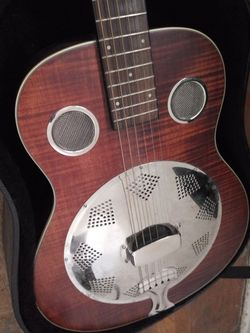 Fender Resonator Guitar for Sale in San Angelo,  TX