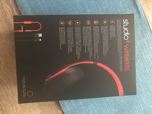 Beats Studio 3 wireless headphones for Sale in Wolcott, CT