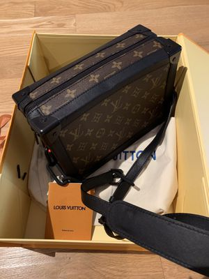 Authentic Louis Vuitton soft trunk bag virgil X for Sale in New York, NY