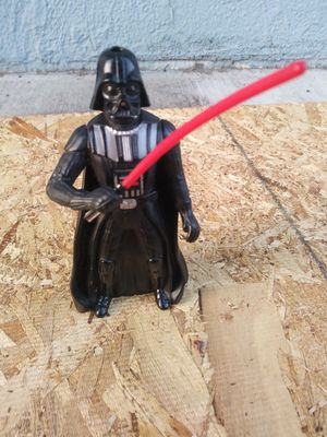 Rare Star Wars 2004 Darth Vader Action Figure Made by Oddzon Toys for Sale in Montebello, CA