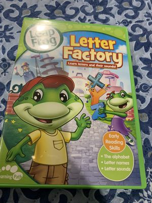 Leap Frog DVD only $5 for Sale in Pico Rivera, CA