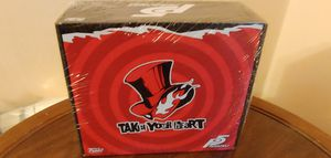 Persona 5 funko pop box for Sale in Larsen, WI