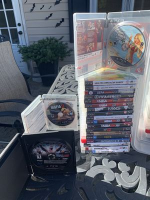 44 PS3 games for Sale in Parlin, NJ