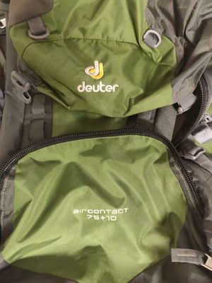 Deuter Air Contact 75+10 Hiking Backpack for Sale in Smyrna, GA