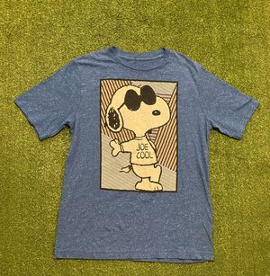Snoopy Joe Cool Blue Men's Comfortable Peanuts T Shirt. Size MEDIUM for Sale in Tamarac, FL
