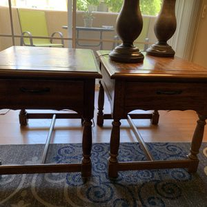End tables, pair, set of 2 for Sale in Scottsdale, AZ