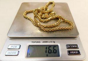 14kt gold chain for Sale in Escondido, CA