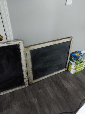 Window Chalk Boards for Sale in Lima, OH