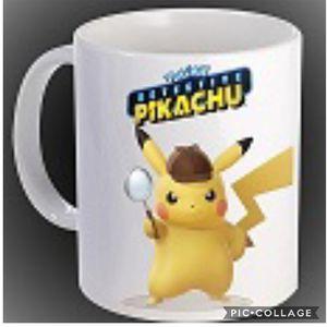 POKEMON DETECTIVE PIKACHU ,mug ,taza, coffeemug ,11oz. for Sale in Miami, FL
