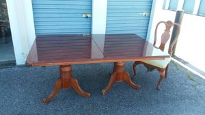 Kitchen table and four chairs for Sale in Jacksonville, NC