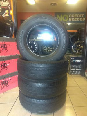 P25570r18 MICHELIN LTX for Sale in Carrollton, TX