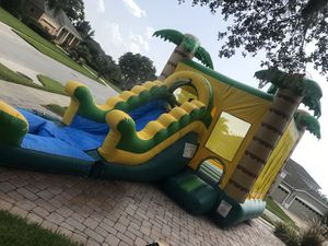 Tropical Combo Bounce House for Sale in Kissimmee, FL