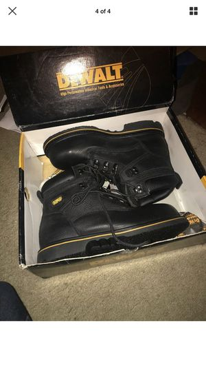 Dewalt work boots for Sale in Everett, WA