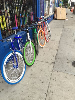 New fixie bicycle for Sale in Los Angeles, CA